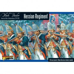 Hessian Infantry Regiment POST FREE WORLD WIDE