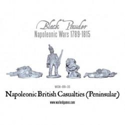 Napoleonic British Casualties Peninsular Blister