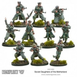 Daughters of the Motherland 10 Infantry
