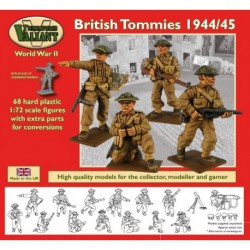British Tommies 1944-45