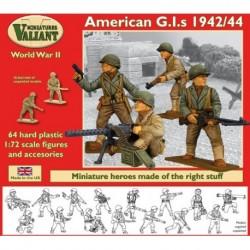 American GIs 1942-44