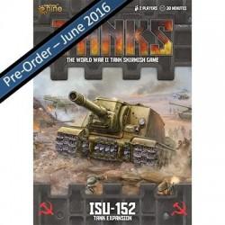 Soviet ISU-152 Assault Gun Expansion