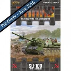 Soviet SU-100 Tank Destroyer Expansion