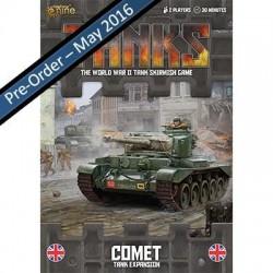British Comet Tank Expansion