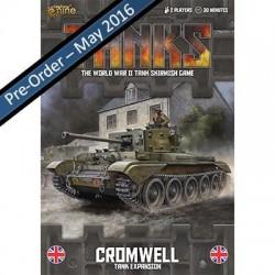 British Cromwell Tank Expansion