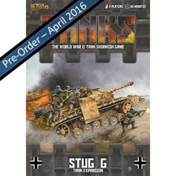 German StuG G Expansion