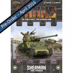 US Sherman Tank Expansion Set