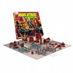 MARS ATTACKS THE MINIATURES GAME