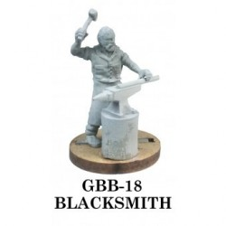 Blacksmith with Anvil