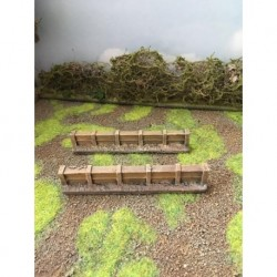 Mainly Military Painted Fence sections 4