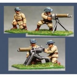 German Colonial Maxim Guns