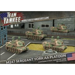 M247 SERGEANT YORK AA PLATOON - TEAM YANKEE - TUBX10