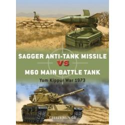 Sagger Anti-Tank Missile vs M60 Main Battle Tank