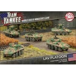 LAV Platoon