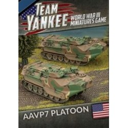 AAVP7 Platoon for Team Yankee