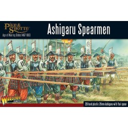 Ashigaru Spearmen - Warlord Games