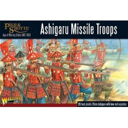 Ashigaru Missile Troops - Warlord Games
