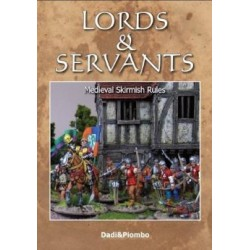 Lords & Servants: Medieval Skirmish Rules