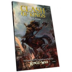CLASH OF KINGS 2018 EDITION