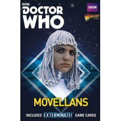 MOVELLANS - DR WHO - WARLORD GAMES