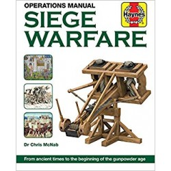 Siege Warfare Manual Engines, equipment and techniques