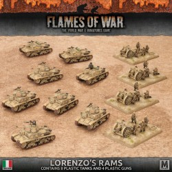 LORENZO'S RAMS ARMY DEAL