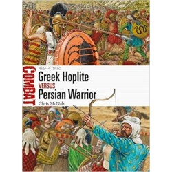 Greek Hoplite vs Persian Warrior: 499–479 BC (Combat)