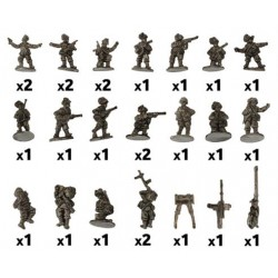 Bersaglieri Weapons Platoon Information