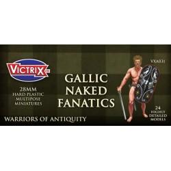 Ancient Gallic Naked Fanatics