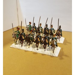 MINIFIGS FRENCH LINE LANCERS