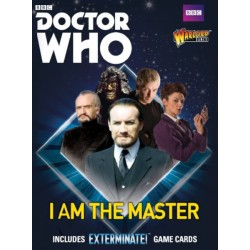 I Am The Master - Doctor Who