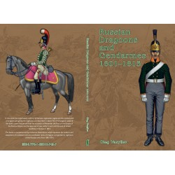 RUSSIAN DRAGOONS AND GENDARMES 1801-1815