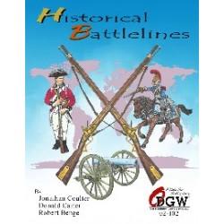 HISTORICAL BATTLELINES - Wargames rules 1600-1870s