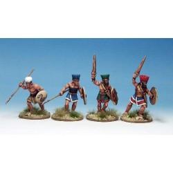 Sea People Warriors