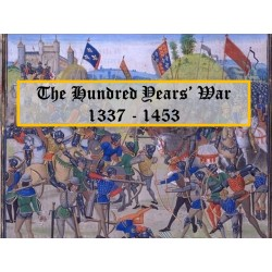 HUNDRED YEARS WAR 1337-1453