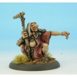 Trygve. Forest Troll Shaman.