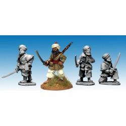 Afghan Irregular Swordsmen II