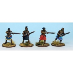 Ruga-Ruga Musketmen II