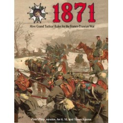 1871 fast-play rules for the Franco-Prussian War