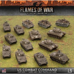 US COMBAT COMMAND : FLAMES LATE WAR