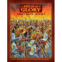 Field of Glory Army Lists - Book 1